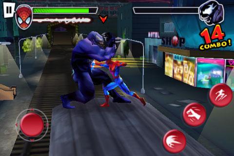 Spider-Man: Total Mayhem HD