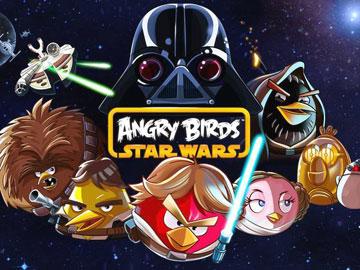 Злые птички: Звездные войны