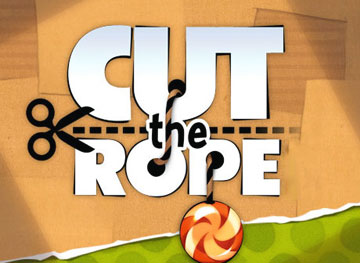 Cut the rope HD на android
