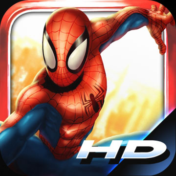 скачать Spider-Man: Total Mayhem HD на android