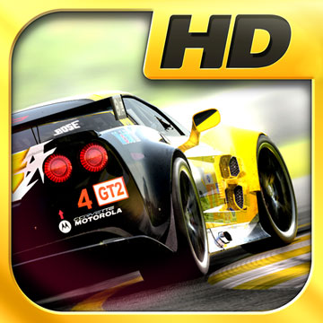 Real Racing 2 HD на android