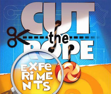 скачать Cut the Rope: Experiments HD на android