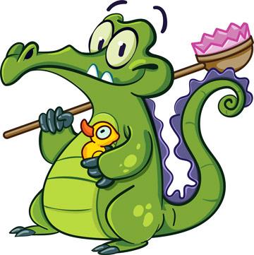 Крокодильчик Свомпи на android