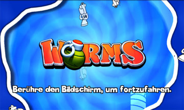 Worms HD на android