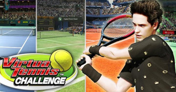 Виртуальный теннис на android