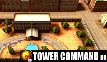 Tower Command HD на android