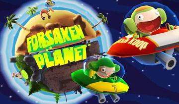 скачать Forsaken Planet на android