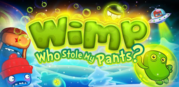 Wimp: Who Stole My Pants? на android