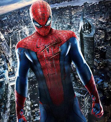 Новый Человек-паук на android