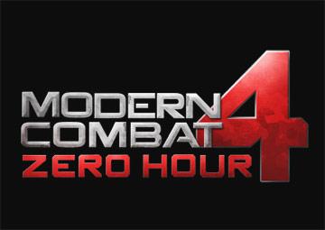 Modern Combat 4: Zero Hour на android