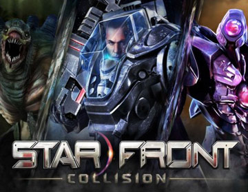 скачать Starfront: Collision HD на android
