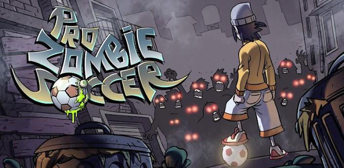 скачать Зомби футбол PRO на android