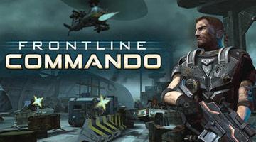 Шутер Frontline Commando на android