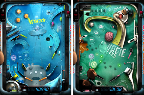 Monster Pinball HD (Пинбол с монстрами)