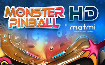 Monster Pinball HD (Пинбол с монстрами) на android