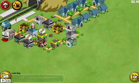 Строим город HD