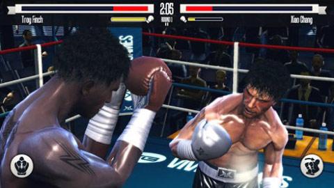 Реальный бокс