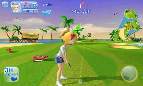 Сыграем в гольф 3 HD