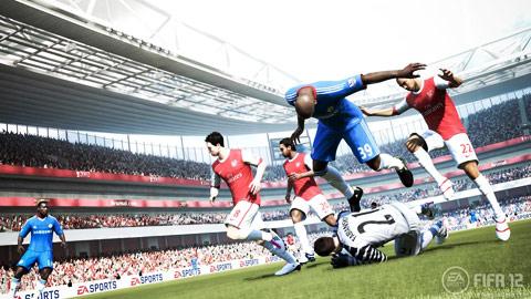 ФИФА 12 футбол