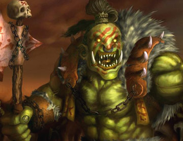 Warcraft 2 на android
