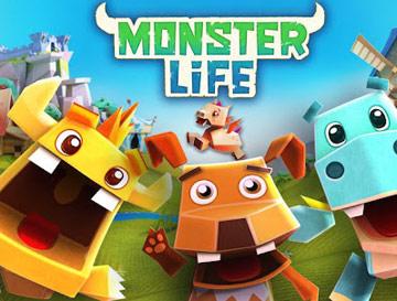 скачать Monster Life на android