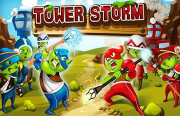 Tower Storm