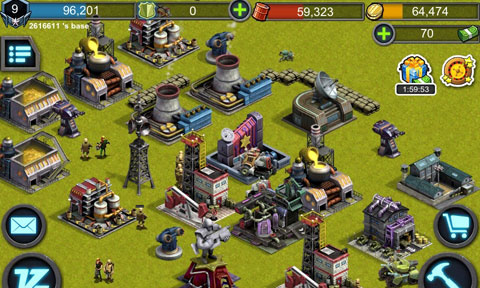 Battle Alert — Empire Defense
