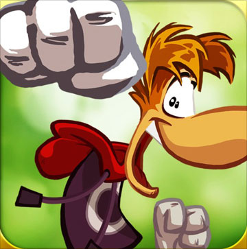 Rayman Jungle Run на android