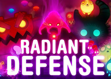 Radiant Defence на android