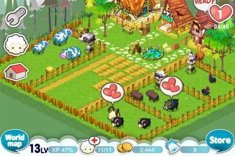 Маленькая ферма