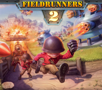 Fieldrunners 2 HD на android