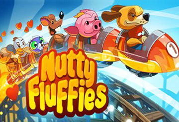 скачать Nutty Fluffies Rollercoaster на android