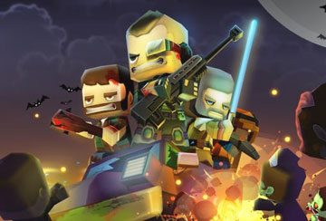 Call of Mini: Brawlers на android
