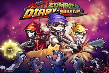 Дневник выжившего: Зомби