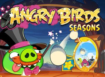 Злые птички: Абра-ка-бекон на android