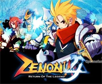 ZENONIA 4 на android