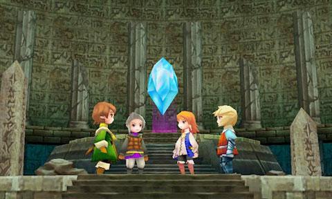 Final Fantasy 3 на русском