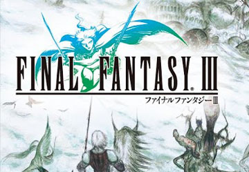 Final Fantasy 3 на русском на android