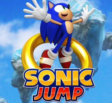 Sonic Jump на android