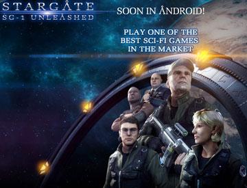 скачать Stargate SG-1 на android