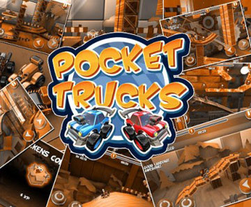 Pocket Trucks на android