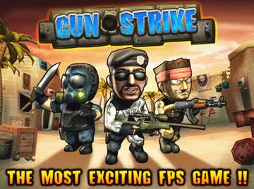 скачать Gun Strike на android
