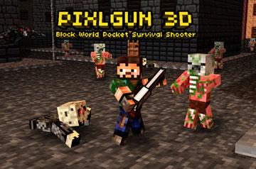 Pixlgun 3D на android