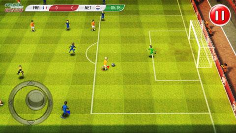 Striker Soccer Euro