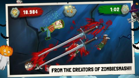 Режь зомби