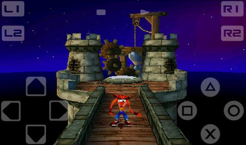 Эмулятор PlayStation 1