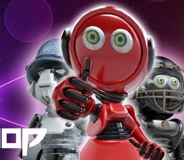 Robopop трек на android
