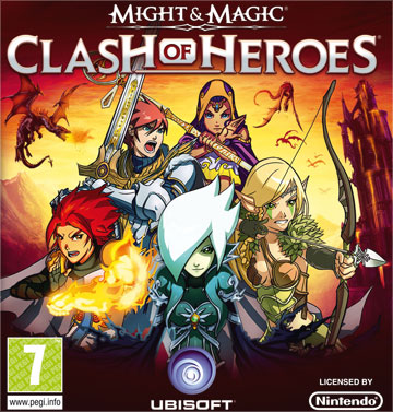 скачать Might & Magic Clash of Heroes на android