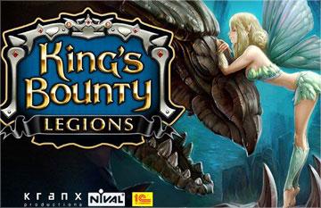King's Bounty: Legions на android