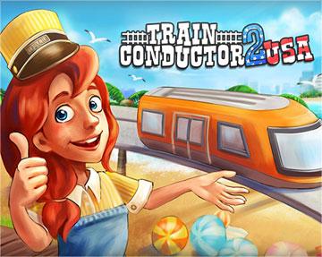 Train Conductor 2: США на android